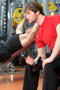 Strength training routine